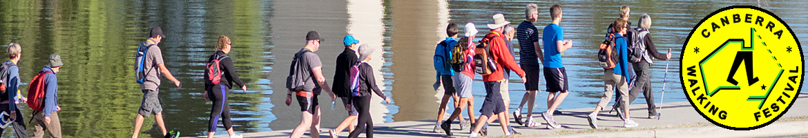 2019 Canberra Walking Festival