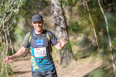 Walkabout Creek Trails Race 2019