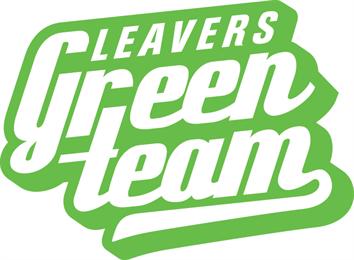 Leavers Green Team - Volunteers 2019
