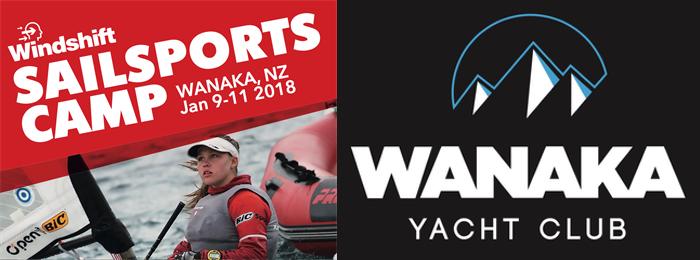 Windshift Wanaka Sailsports Camp