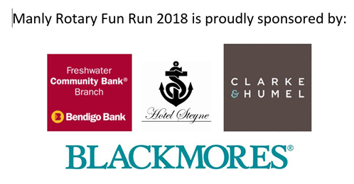 2018 Rotary Fun Run & Walk