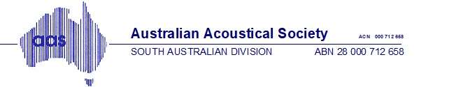 Acoustics 2018
