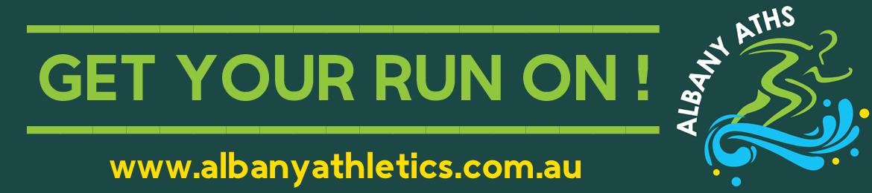2018/2019 Albany Athletics Membership