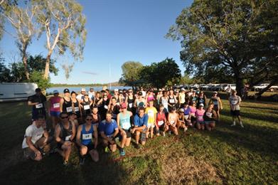 2020 Kununurra 1/2 Marathon