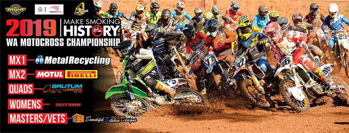2019 WAMX STATE JUNIOR CHAMPIONSHIPS-SERIES ENTRY