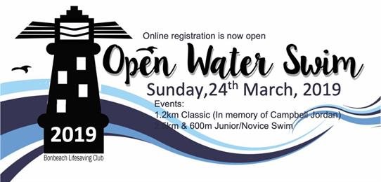 Bonbeach Open Water Swim 2019