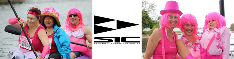 SIC MAUI Paddle In Pink 2019