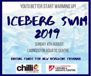 2019 Iceberg Swim Fundraiser
