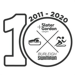 10th Slater+Gordon Burleigh Swim Run Challenge