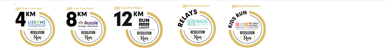 2019 RACV Royal Pines Resolution Run