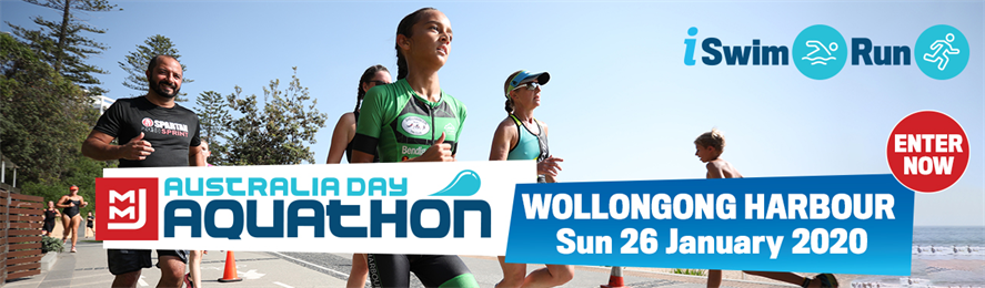 2021 Australia Day Aquathon
