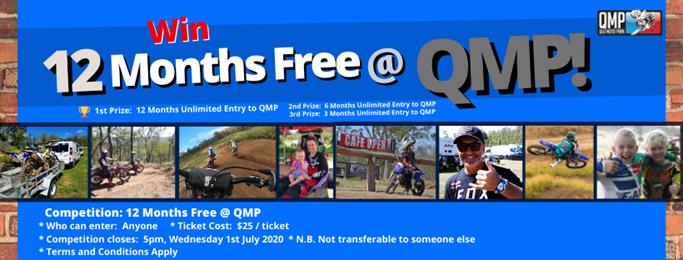 QMP Holiday Camp - 8-10 JULY 2020
