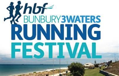 2020 HBF Bunbury 3 Waters Running Festival