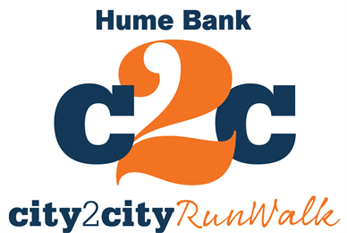 The Hume Bank City2City Run Walk 2020