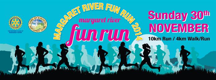 Margaret River Fun Run 2014