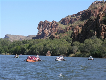 2020 Ord River Companion Ticket