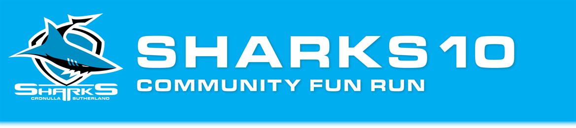 2017 - Sharks 10 Community Fun Run