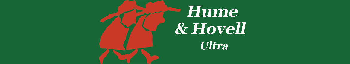 Hume & Hovell Ultra 2019