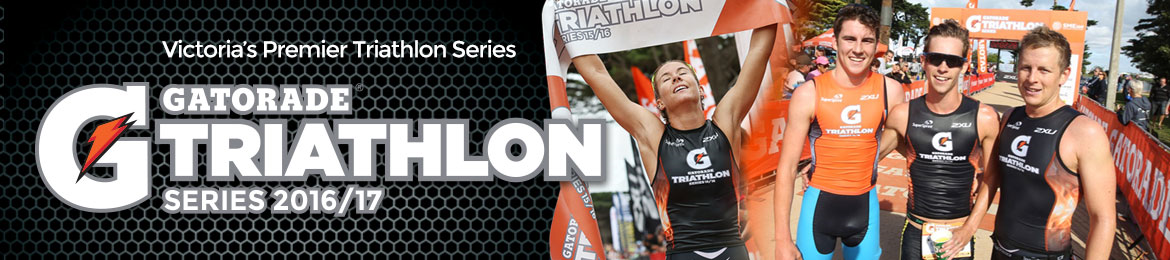 Gatorade Triathlon Series Race 5