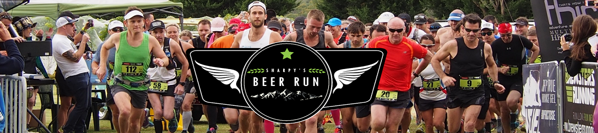 Sharpy's Beer Run 2019