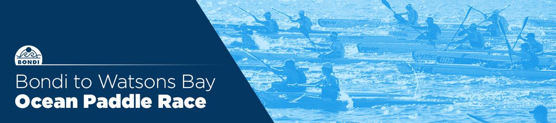 Bondi to Watsons Bay Ocean Paddle Race