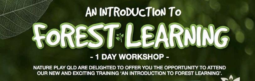 Forest Learning Workshop