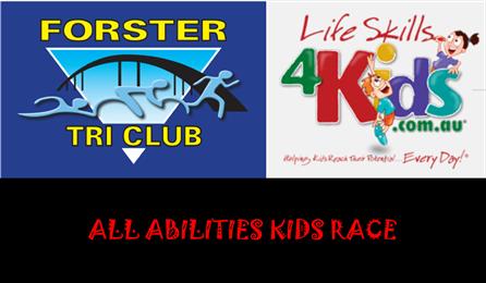 All Abilities Kids Race