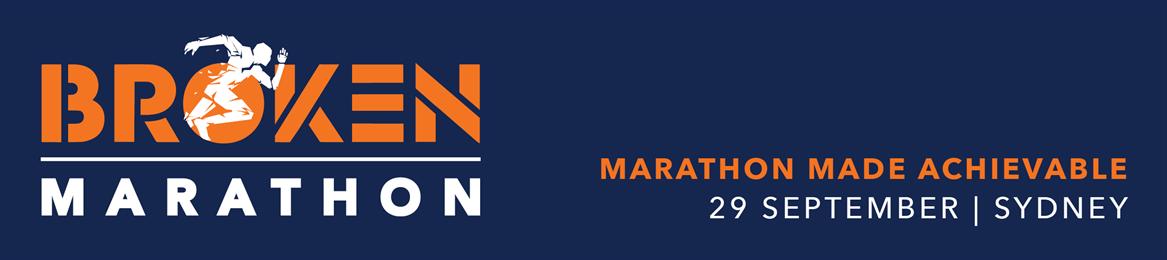 Broken Marathon Sydney 2018