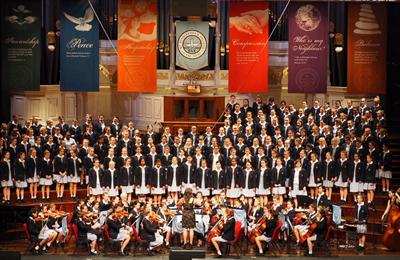 St Scholastica's College Instrumental Ensembles