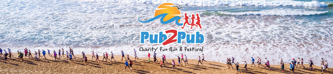 Pub2Pub Charity Fun Run & Festival 2019