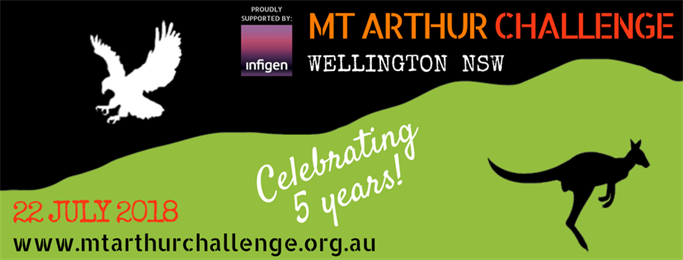 Mt Arthur Challenge 2018