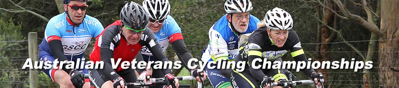 Australian Veterans Cycling Championships 2018