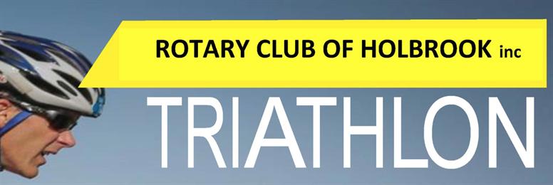 Rotary Club of Holbrook Triathlon 2019