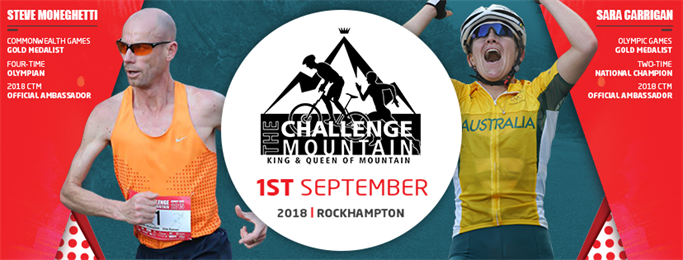 Challenge the Mountain 2018