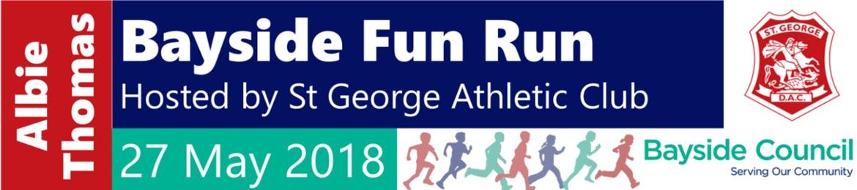 """""""Albie Thomas"""" Bayside Fun Run 2018"""