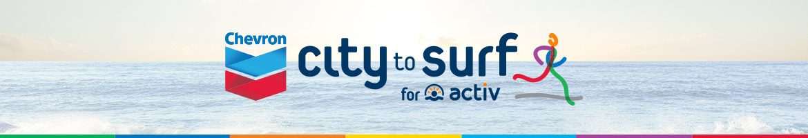 Chevron City to Surf for Activ 2018 - Perth