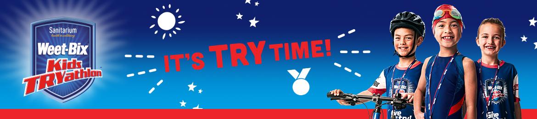 2018 Weet-Bix Kids TRYathlon - Wellington