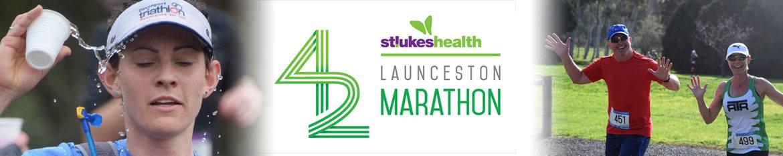 St.LukesHealth  Launceston Marathon 2019