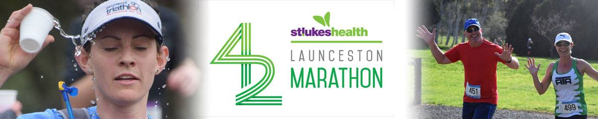 St.LukesHealth  Launceston Marathon 2019