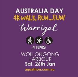2019 Australia Day RUN-WALK-ROLL