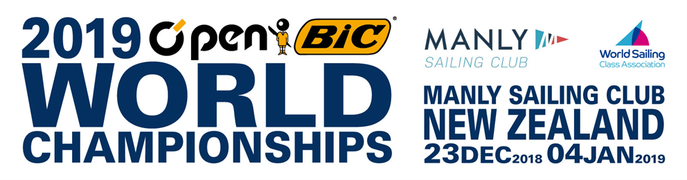 O'pen Bic Worlds - Coaching Support for NZ Sailors