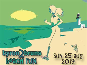 Byron2Bruns Beach Run 2019