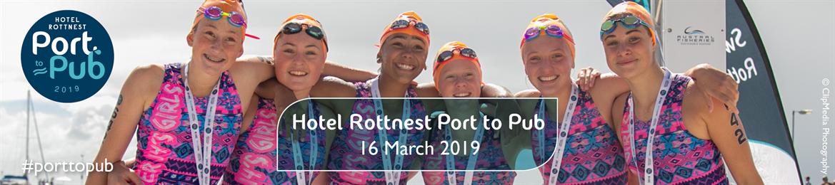 2019 Hotel Rottnest Port to Pub