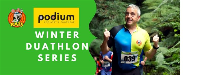 Race 3 - Podium Winter Duathlon Series