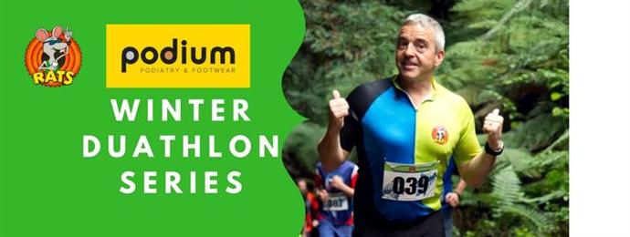 Race 1 - Podium Winter Duathlon Series