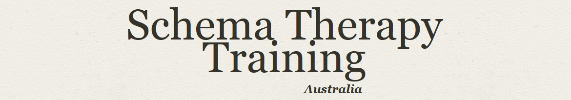 Schema Therapy from the Inside Out: Brisbane -2020