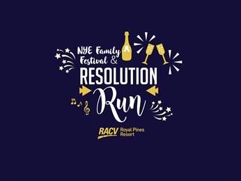 RACV Royal Pines Resolution Run