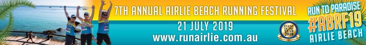 Cruise Whitsundays Airlie Beach Running Festival