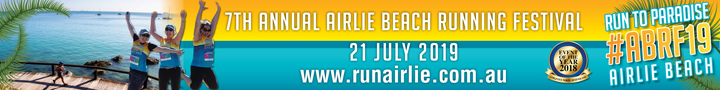 Cruise Whitsundays Airlie Beach Running Festival