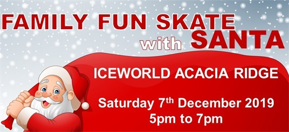 2019 Christmas Family Fun Skate